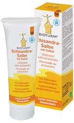 Schisandra-Salbe Nr. 58