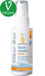 Silber-Deo Spray intensiv frisch Nr.86