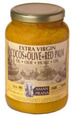 Cocosöl mit Oliven und Palmöl